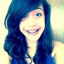 Cute hair, cute eyes :)