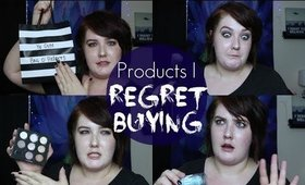 Products I Regret Buying #2 (MUFE, Lorac, Urban Decay, and more) | Abi▵Kat