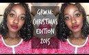 Christmas GRWM 2015 | Erin Nicole