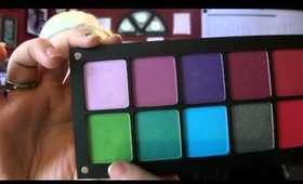 Inglot Cosmetics Review and Swatches