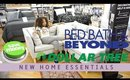 New Home Essentials | Bed Bath & Beyond + Dollar Tree Shopping Haul
