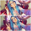 Blue Hair/ Mermaid Hair