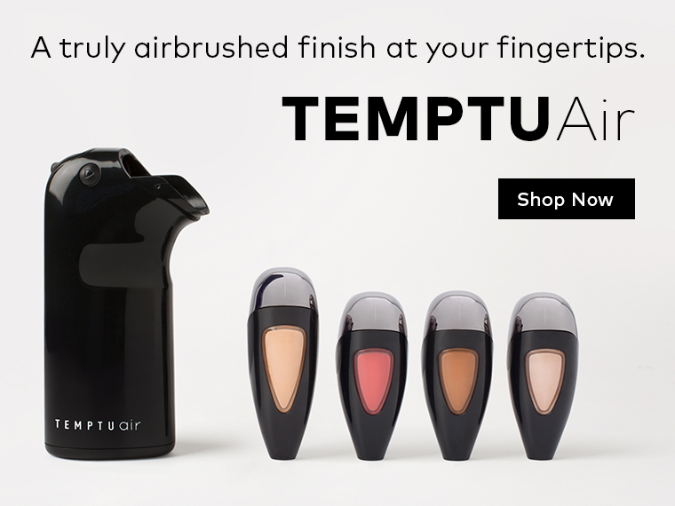 A truly airbrushed finish at your fingertips – TEMPTU Air