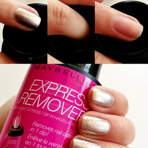 This stuff is amazing! Removes polish in seconds! http://www.beautybykrystal.com/2013/08/maybelline-express-remover.html