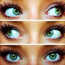 Applies like mascara, looks like falsies! Gotta love it! <3