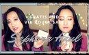 Gratis x Sephora VIB Rouge Sale HAUL⎮Goodbye $$$