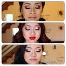 makeup by me 😊