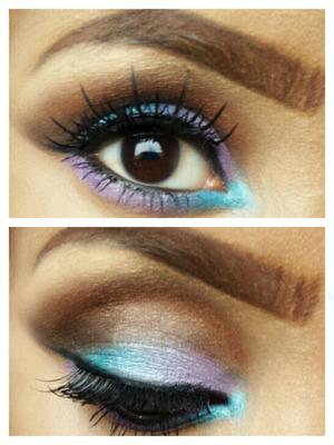 motives eyeshadows ?? for more looks and facecharts add : @mua_zainabsamatar