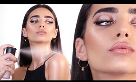 WEARABLE GLITTER GLAM | Hindash