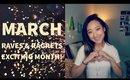 Raves & Ragrets: March 2017 ⎮ Amy Cho