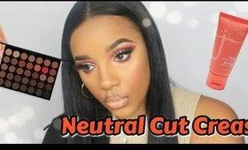 Neutral Colors Cut crease | Morphe 35O2