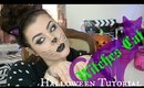Witches Cat  Halloween Tutorial