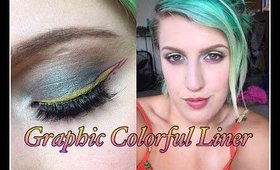 Colored Graphic Liner