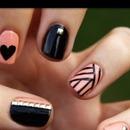 I Love This Nail Art