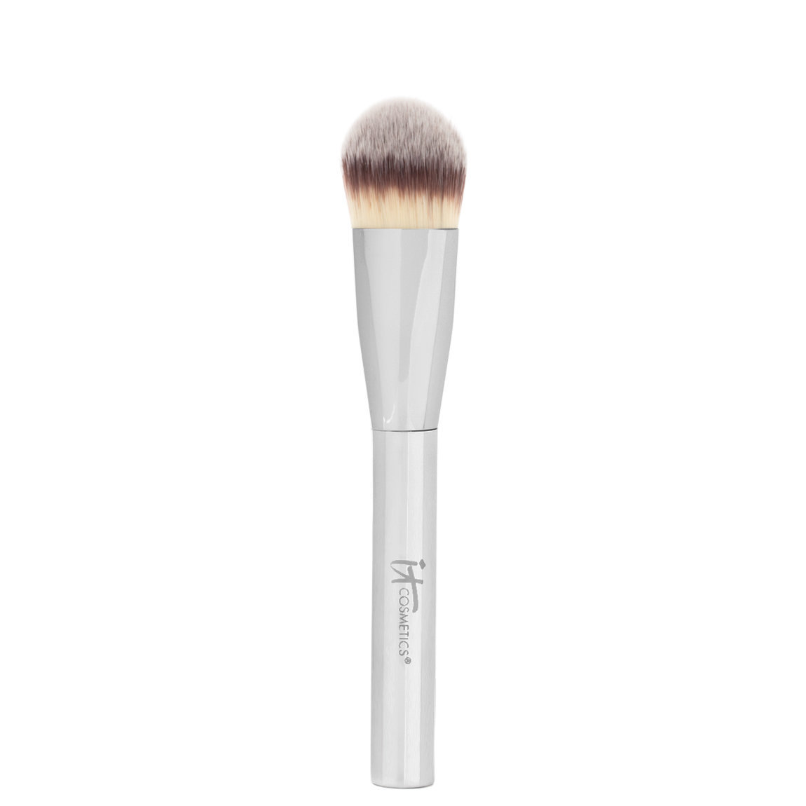 IT Cosmetics  Heavenly Luxe Plush Paddle Foundation Brush alternative view 1 - product swatch.