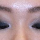 Black Smokey Eye on Monolid