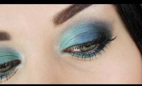 Smokey Blue Galaxy Eyes