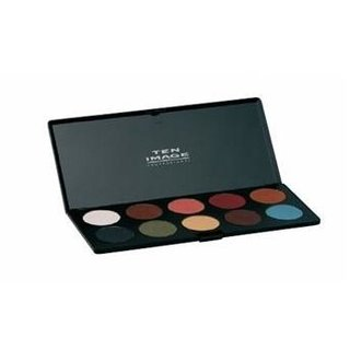 Ten Image Cosmetics Super Pigmented Eye Shadow Palette 5