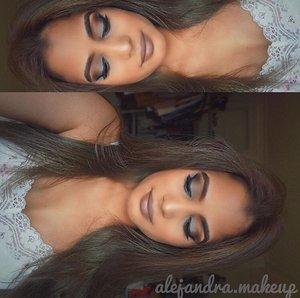 @alejandra.makeup Instagram :)  YouTube: http://youtu.be/piLdtzEPuMo