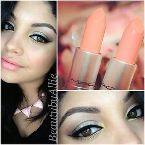 Instagram: beautybyallie Lips: sushi kiss