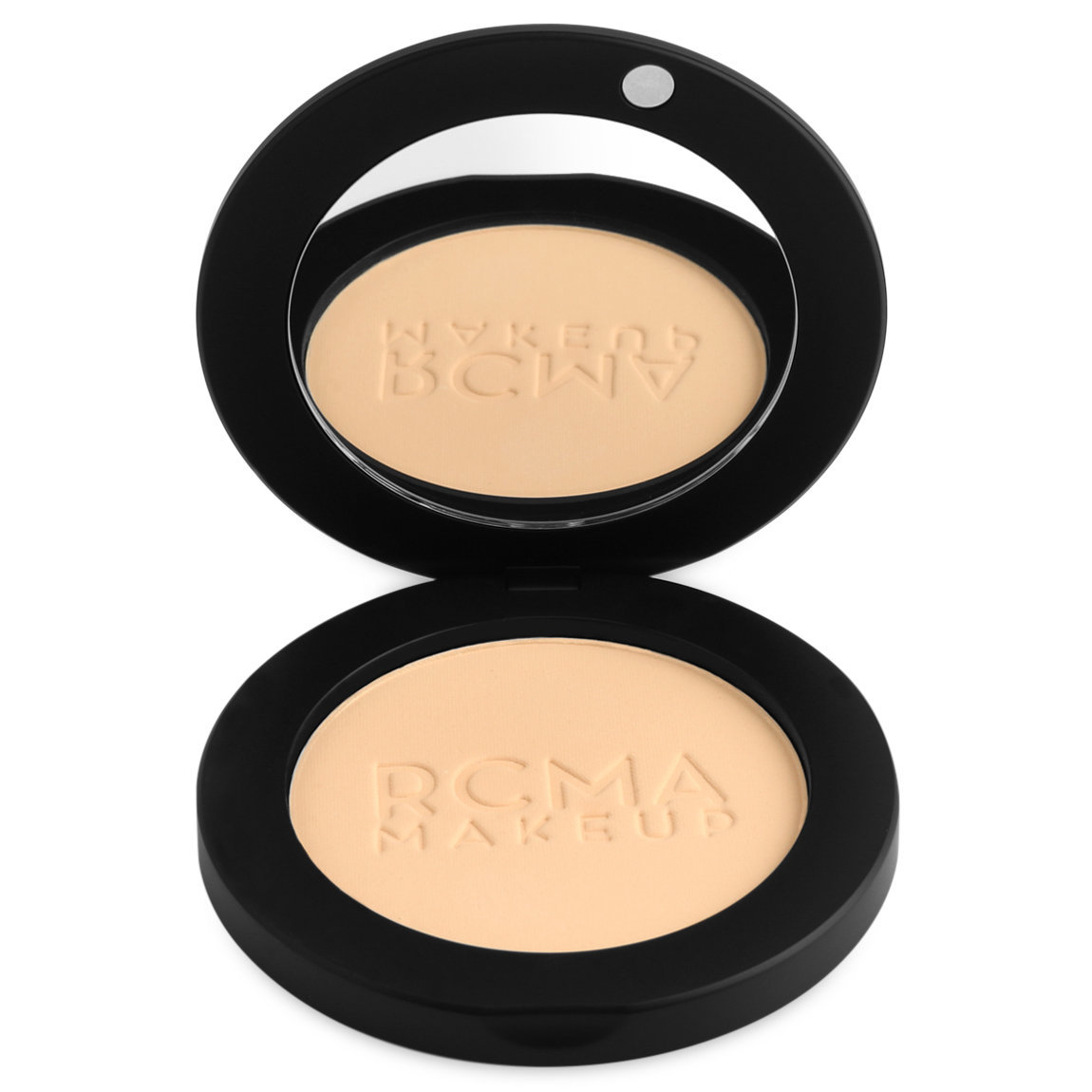 RCMA Makeup Premiere Pressed Powder Amber alternative view 1 - product swatch.
