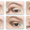 Easy Smokey Brown Make-up