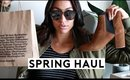SPRING HAUL 2016: Sephora, Dior, American Apparel, Zara & More!