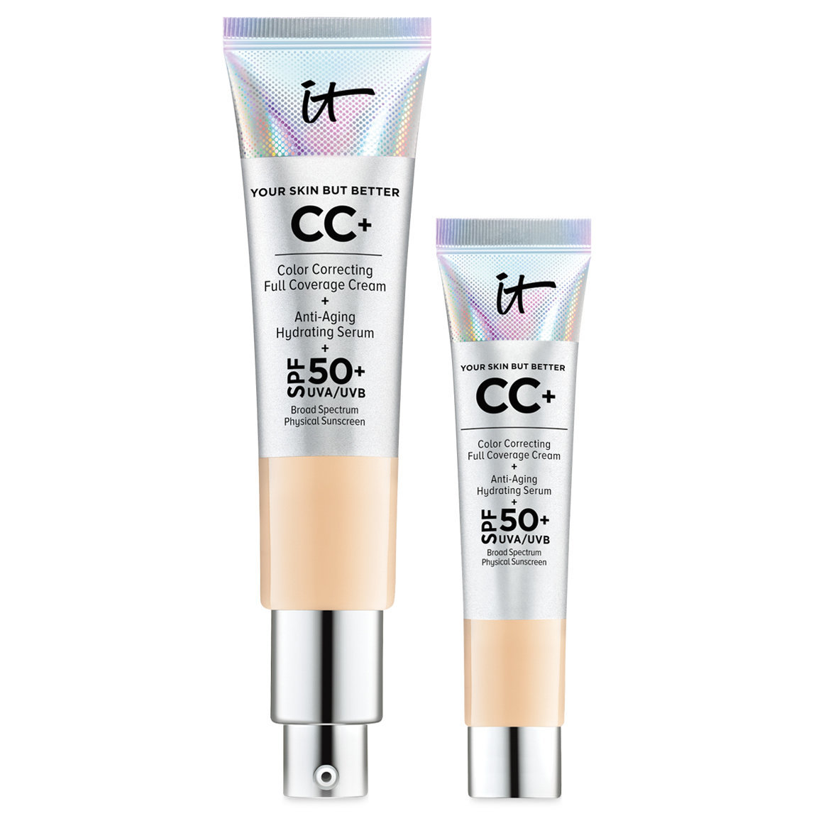 IT Cosmetics  Complexion Perfection At Home and On The Go Kit Light alternative view 1.