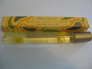 Pacifica Brazilian Mango Grapefruit Perfume Roll On