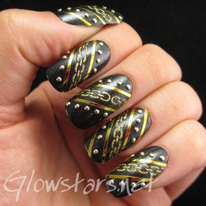 Read the blog post at http://glowstars.net/lacquer-obsession/2014/06/standing-naked-in-the-rain-one-step-closer-to-insane/