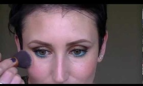 Hot and Cold Makeup Tutorial