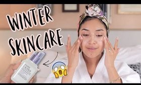 How I Keep My Skin Hydrated and Clear of Dark Spots | My Winter Skincare Routine