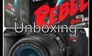 Unboxing Canon Rebel T4i by The Crafty Ninja