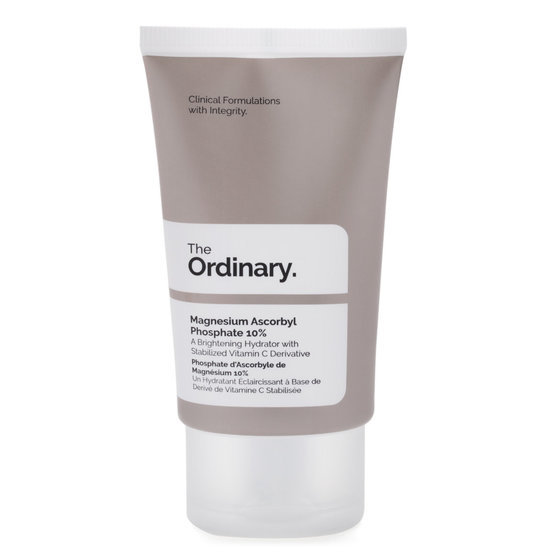 The Ordinary. Magnesium Ascorbyl Phosphate 10% product smear.
