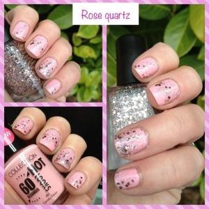 collection barry m rose quartz