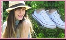 STYLING | WHITE CONVERSE (SUMMER)