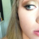 My Homecoming Makeup