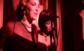 """Lady Zombie performs """"Caramel"""" & gives spankings to a screaming girl at Nurse Bettie (1.25.12)"""