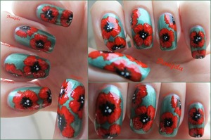 Flowers ~ Poppies! ^.^