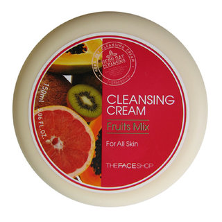 The Face Shop Herb Day Cleansing Cream - Fruits Mix