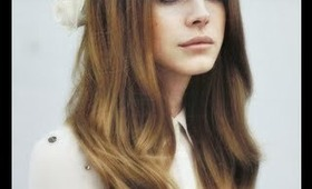 How to get  Lana del Rey Nude Lips