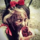 snow-white zombie