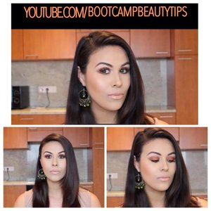 New makeup tutorial just went up! Please Subscribe :) YouTube:https://www.youtube.com/watch?v=R7bUFiBHMX0 Beauty Blog:http://bootcampbeauty.com/orange-brown-eye-makeup/