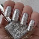 Silver nails :)