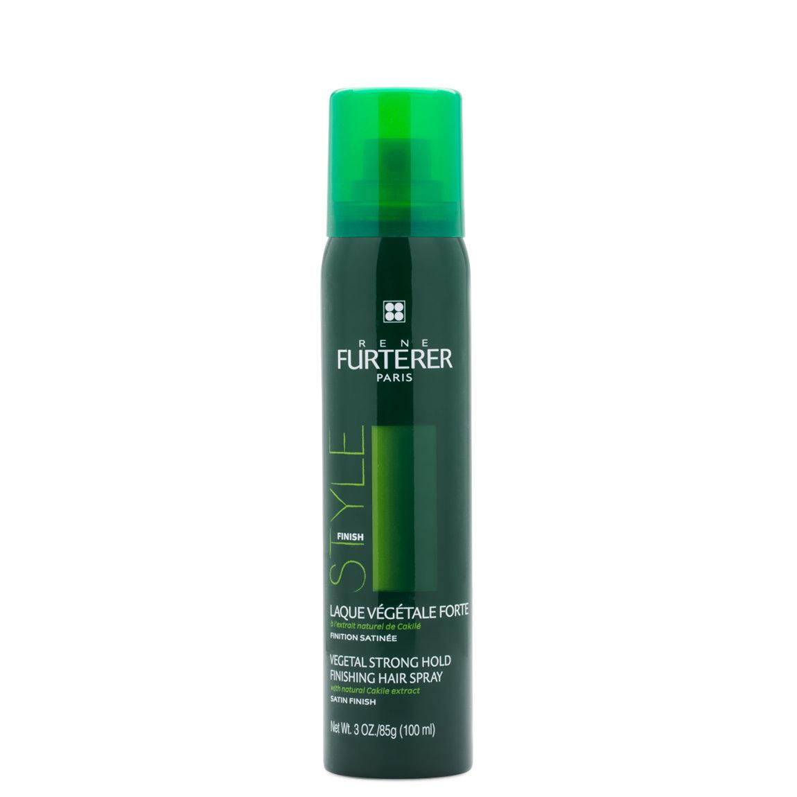 Rene Furterer Style Vegetal Strong Hold Finishing Hair Spray 3 oz product swatch.