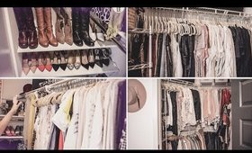 My CLOSET EVOLUTION - from EXTRA to LESS IS MORE | ANN LE