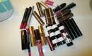 Collective Haul ❤ Lipsticks