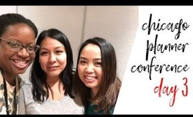 Chicago Planner Conference: Day 3 Brunch! | Grace Go