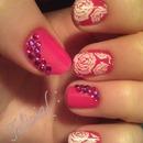 Roses & Rhinestones(: