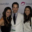 Beauty June, Makeup Artist Jeffrey Paul, and Beautylish Team Member Christina